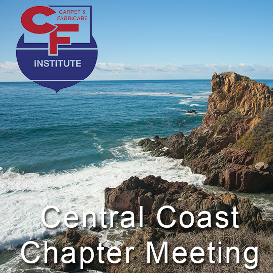 Central Coast Chapter Meeting