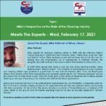 Meet the Experts February 17, 2021