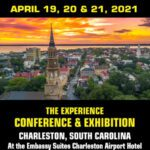 THE EXPERIENCE Conference & Exhibition April 19, 20 & 21, 2021