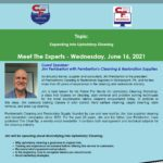 Meet the Experts June 16th, 2021
